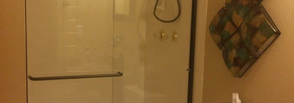Frame Less Shower Replacement